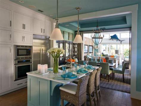 cuisine style marin la cuisine avec ilot cuisine bien structurée et