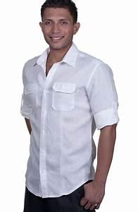 Tulum italian mens linen shirts wedding tropics for Wedding dress shirts for men