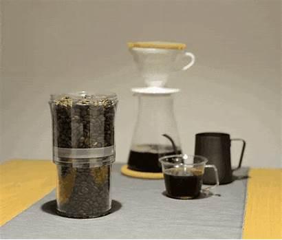 Airtight Container Adjustable Mygeniusgift Coffee Beans System