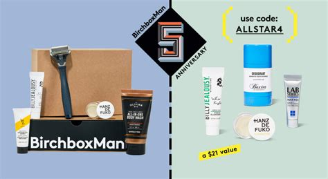 ls plus coupons 50 off birchbox man coupon free sle bundle with subscription