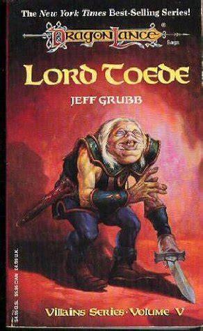 lord toede dragonlance villains   jeff grubb