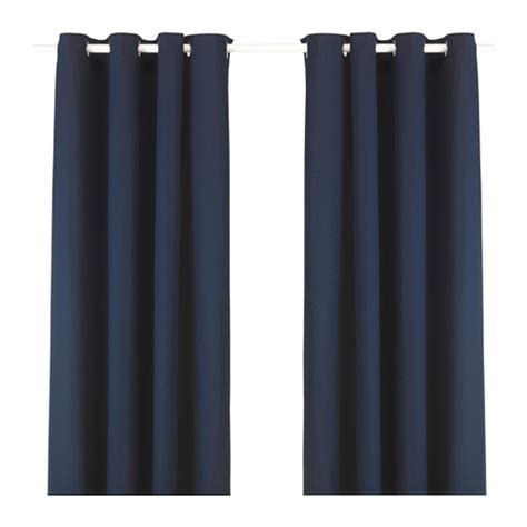 Merete Curtains Ikea Canada by Merete Curtains 1 Pair 145x300 Cm Ikea