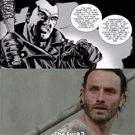 Negan Memes - one does not simply understand negan by free meme center