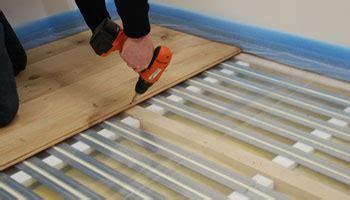Fußbodenheizung Trockensystem Kosten by Thermolutz Fu 223 Bodenheizung System Econom Flex Thermolutz