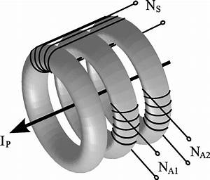 Transformer And Windings Utilized On The Designed Transducer
