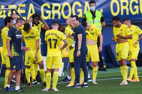 Villarreal boss Unai Emery wary of Real Madrid's threat ...