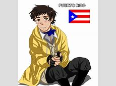 Puerto Rico Hetalia OC Wiki FANDOM powered by Wikia