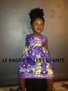 robe pagne pr enfant tissu wax enfant pinterest With tissu africain robe