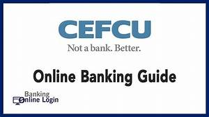Cefcu Bank Online Banking Guide