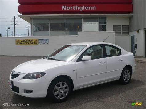 2008 Mazda Mazda 3 Sedan Pictures Information And Specs