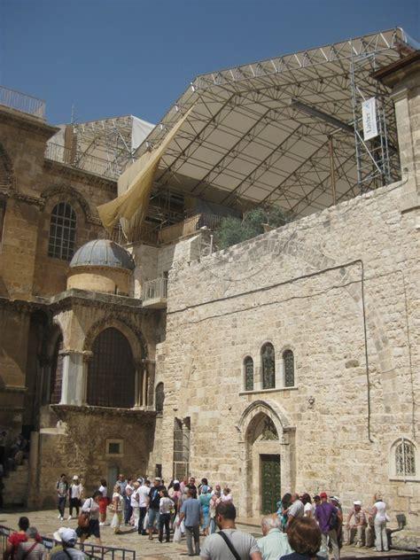 Church of the Holy Sepulchre Jerusalem e architect
