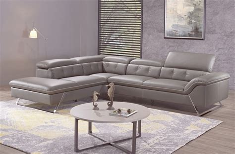 canap 233 d angle en cuir de buffle italien de luxe 5 6 places vida moka angle gauche mobilier