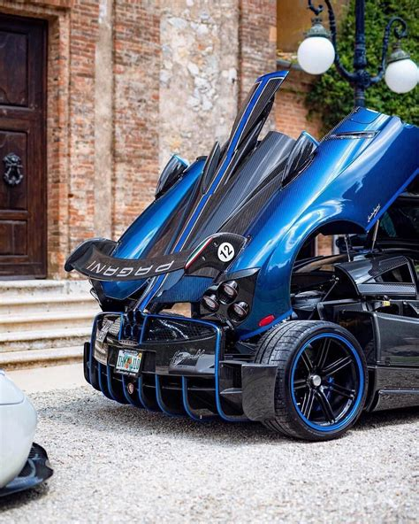 Koenigsegg started producing the ccr in 2004, with a total of 14 units produced. The Prestige of Italian Sports Cars   Pagani huayra, Super ...