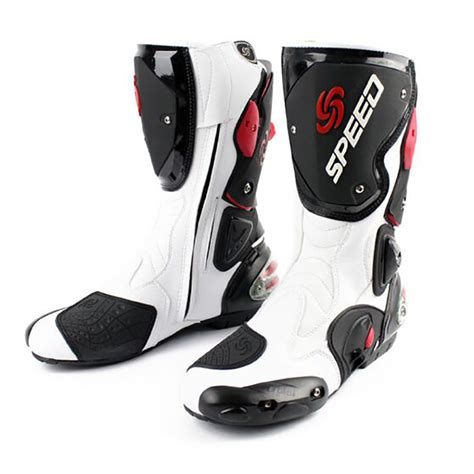 dirt bike riding shoes brand riding tribe speed microfiber leather racing shoes