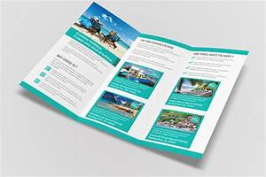 25 travel brochure templates free psd ai eps format download free premium templates for Tri fold travel brochure