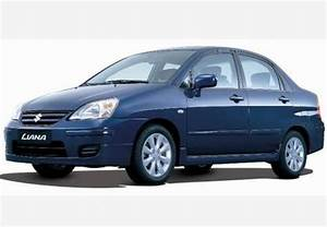 2007 Suzuki Liana Rh413    Rh416    Rh418    Rh414d Car Service  U0026 Repa