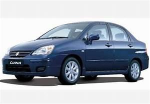2007 Suzuki Liana Rh413    Rh416    Rh418    Rh414d Car
