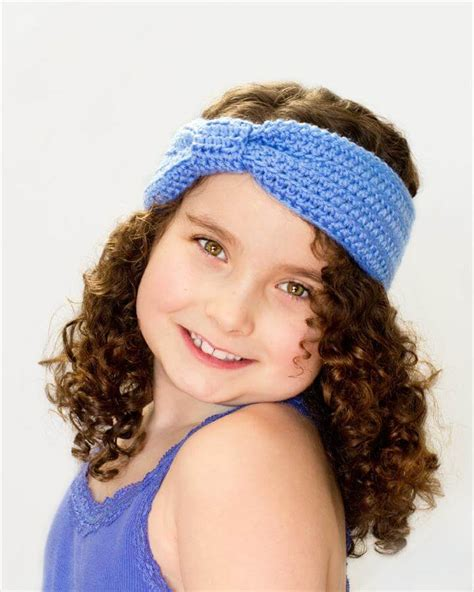 crochet headband 25 diy kid s headband for warmer winter days diy to make