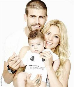 Shakira's Baby Daddy - Stars Share Snaps of the Dads in ...