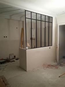 delicieux salle d eau ou salle de bain 9 verriere With salle de bain ou salle d eau