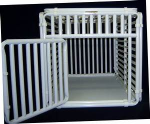 Indoor dog crate rover company for Xl indoor dog kennel