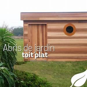 Pool House Toit Plat : abri de jardin sur mesure en bretagne ~ Melissatoandfro.com Idées de Décoration