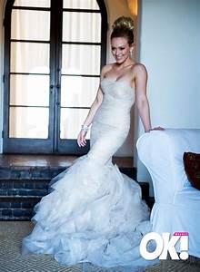 hilary duff in her wedding gown hilary duff skinny vs With hilary duff wedding dress