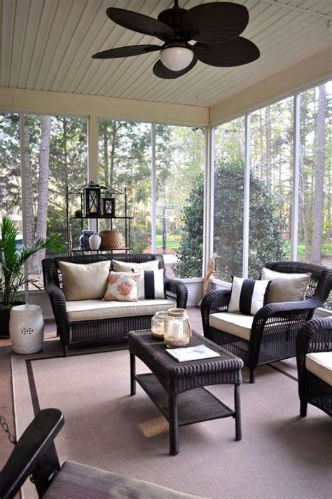 enclosed patio ideas    chilling space  stylish decortrendy