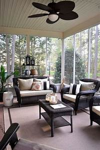 Enclosed, Patio, Ideas, To, Make, Your, Chilling, Space, Look, Stylish