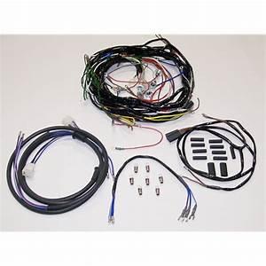 Nash Metropolitan Wiring Diagram