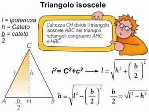 Teorema Di Pitagora  3  4  Su  Triangolo Rettangolo Quadrato Teoria Con Esercizi