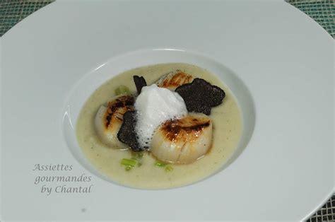 recettes cuisine corse jacques truffe et céleri une recette à 4 mains
