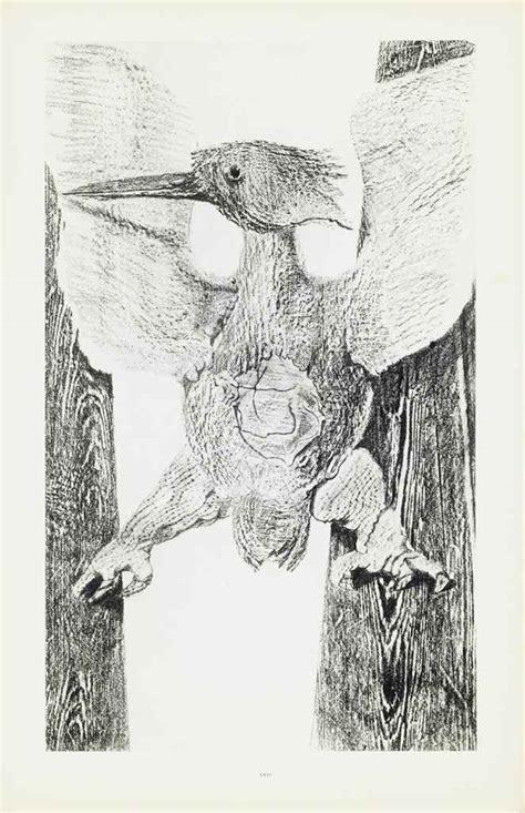 Ernst Max 1891 1976 Histoire Naturelle Paris Jeanne