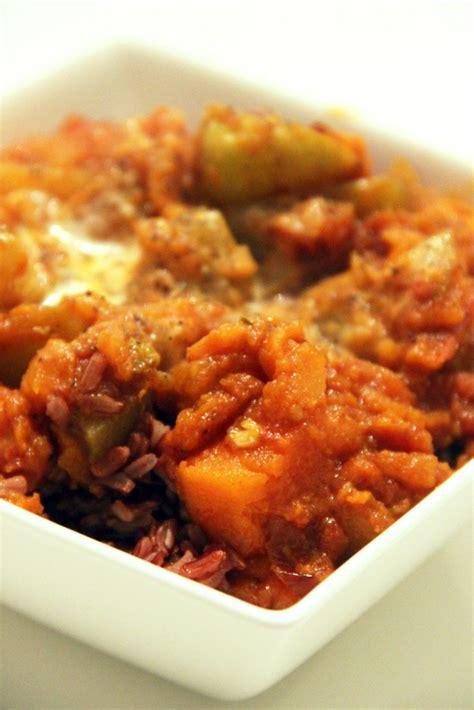cuisiner la christophine curry de chayotte et patate douce not parisienne