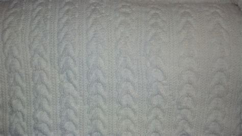 Pottery Barn Cable Knit Throw Pattern By Lauren