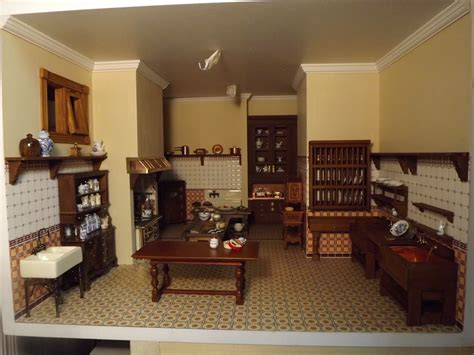 rooms to go dining sets late manor dollhouse 1 12 miniature