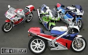 Honda Rc 30 : rare classic super bikes 1990 honda vfr 750r rc30 1989 yamaha fzr 750r ow 01 1989 suzuki ~ Melissatoandfro.com Idées de Décoration