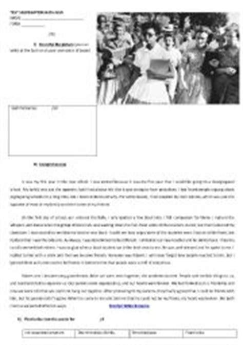 martin luther king jr a test esl worksheet by sarka o