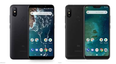 xiaomi mi a2 mi a2 lite price specifications design leaked ahead of july 24 launch