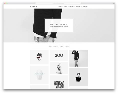 Portfolio Website Templates 50 Best Personal Portfolio Themes 2019 Colorlib