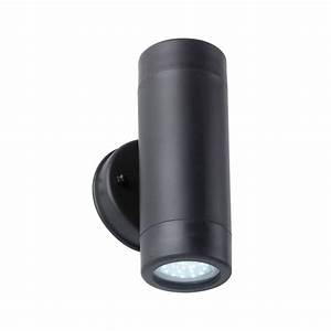 Up And Down Lights : endon el 40054 enluce black up and down outdoor wall light ~ Whattoseeinmadrid.com Haus und Dekorationen