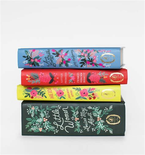 In Bloom Book Collection Set of Hardcover Books by Puffin