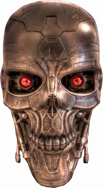 Terminator Skull Clipart Transparent Ranger Sugar Texas