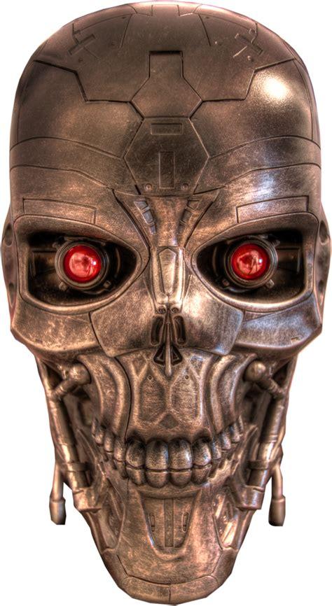 Terminator head PNG