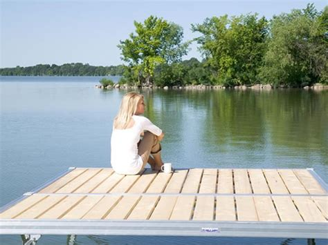 Boat Docks For Sale Mn by New And Used Docks Boat Lifts For Sale Floating Boat