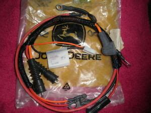 624e Deere Alternator Wiring by Deere Loader 644e Air Compressor Wiring Harness