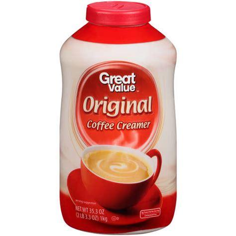 Great Value: Coffee Non Dairy Creamer, 35.3 Oz   Walmart.com