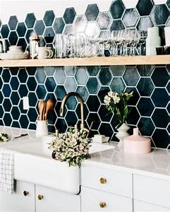 23 reasons why deep navy blue is the new black With kitchen cabinet trends 2018 combined with paper dahlia wall art