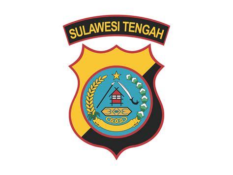 logo polda sulawesi tengah vector cdr png hd gudril