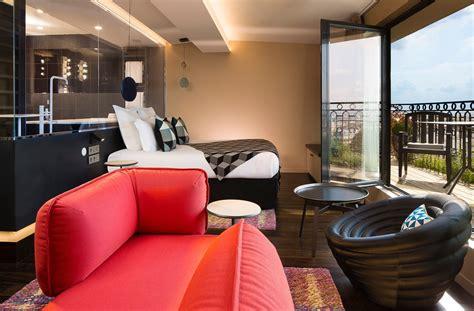 hotel chambre avec privatif penthouse terrass quot terrass quot hotel